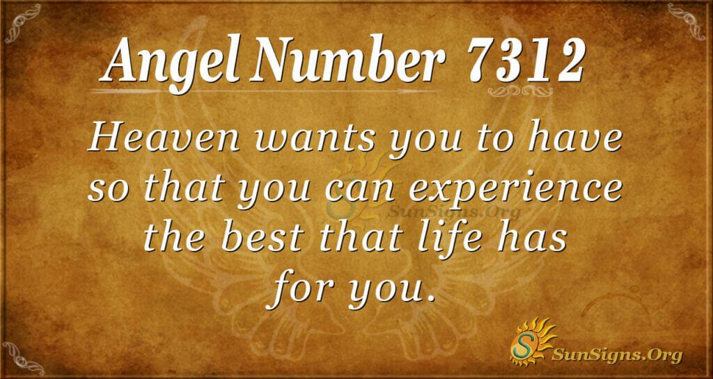 7312 angel number