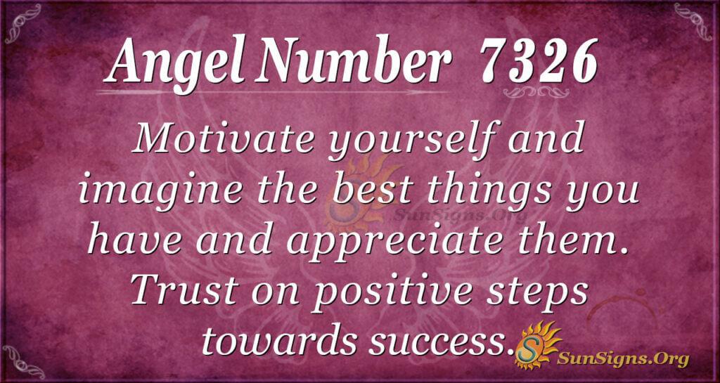 7326 angel number