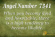 7341 angel number