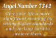 7342 angel number