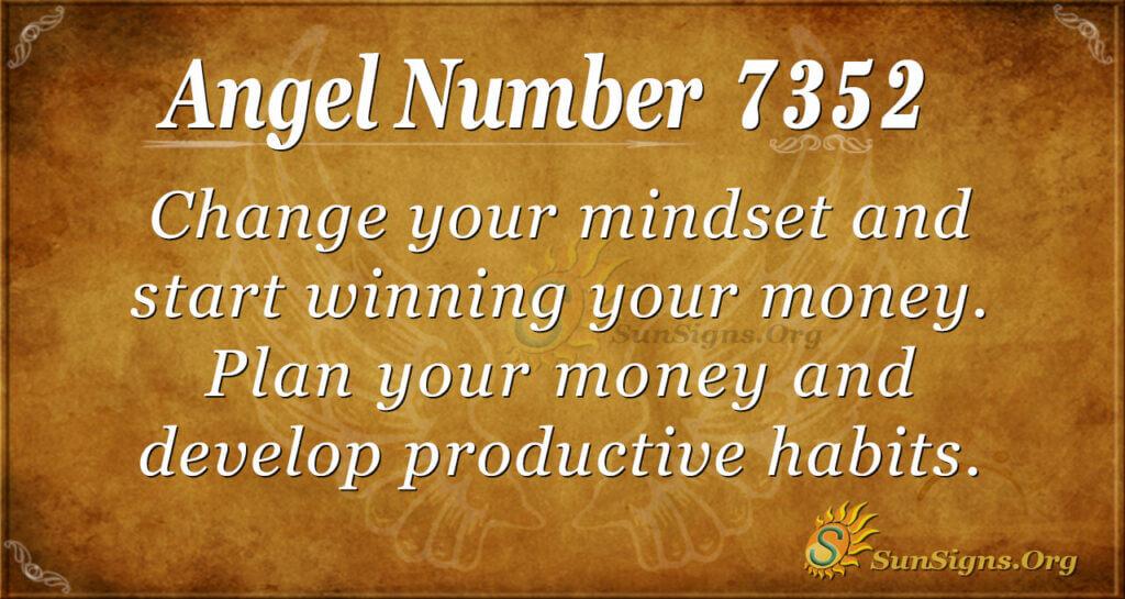 7352 angel number