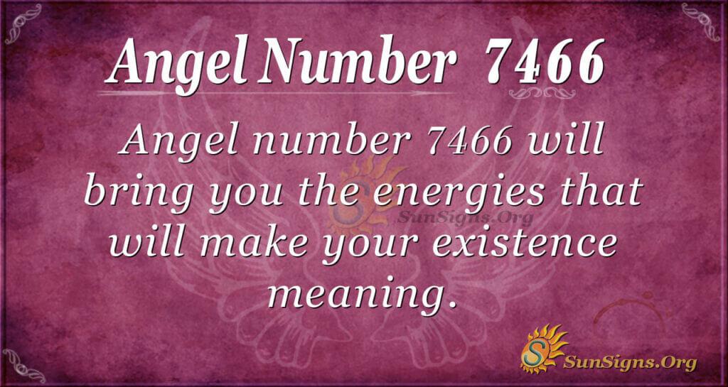 7466 angel number