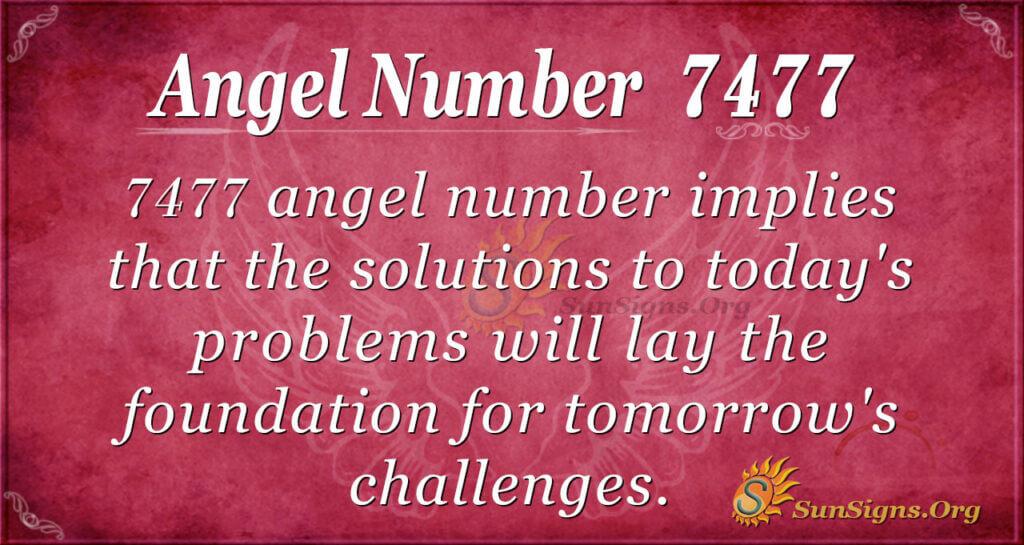 7477 angel number