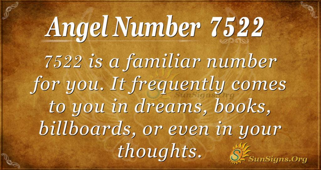 7522 angel number