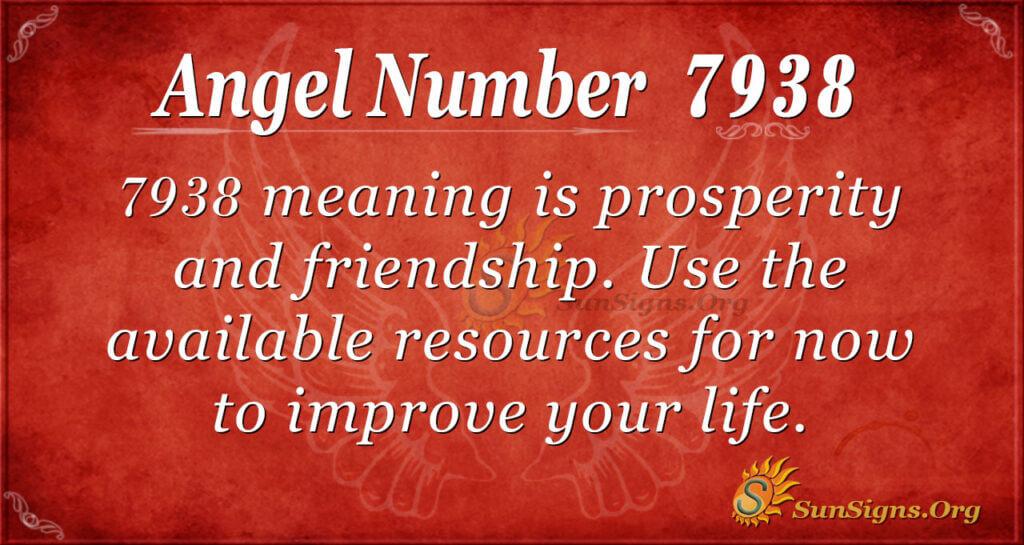 7938 angel number