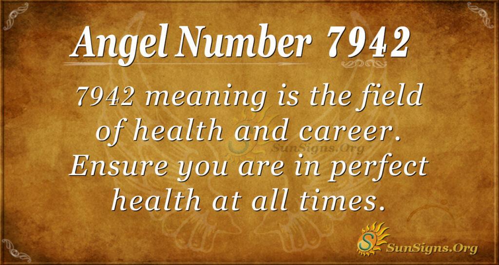 7942 angel number