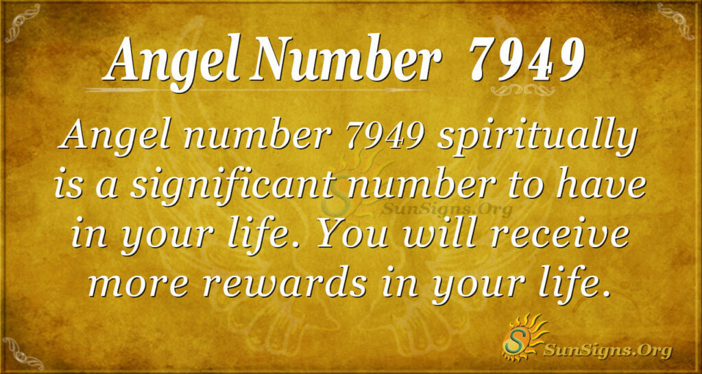 7949 angel number