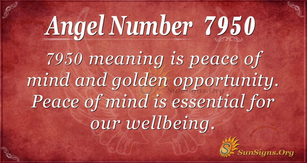 7950 angel number