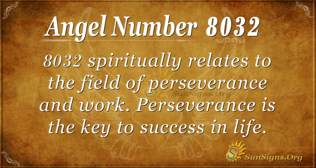 8032 angel number