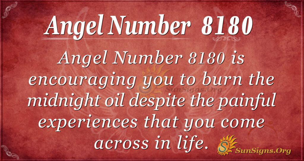 8180 angel number