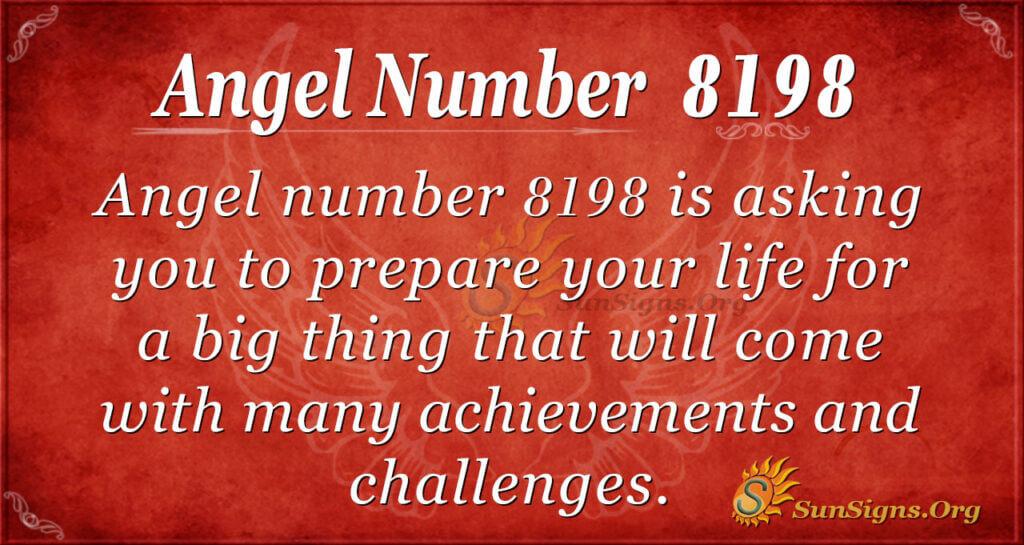 8198 angel number