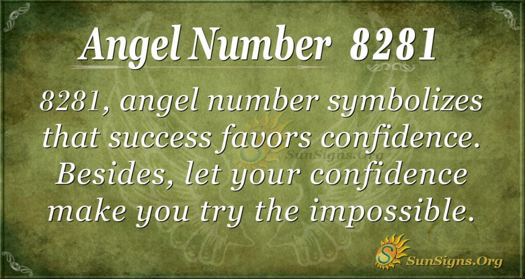8281 angel number