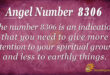 8306 angel number
