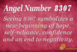 8307 angel number