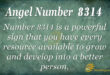 8314 angel number