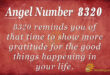 8320 angel number