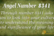 8341 angel number