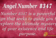 8347 angel number