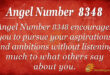 8348 angel number