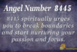 8445 angel number