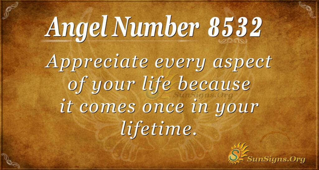 8532 angel number