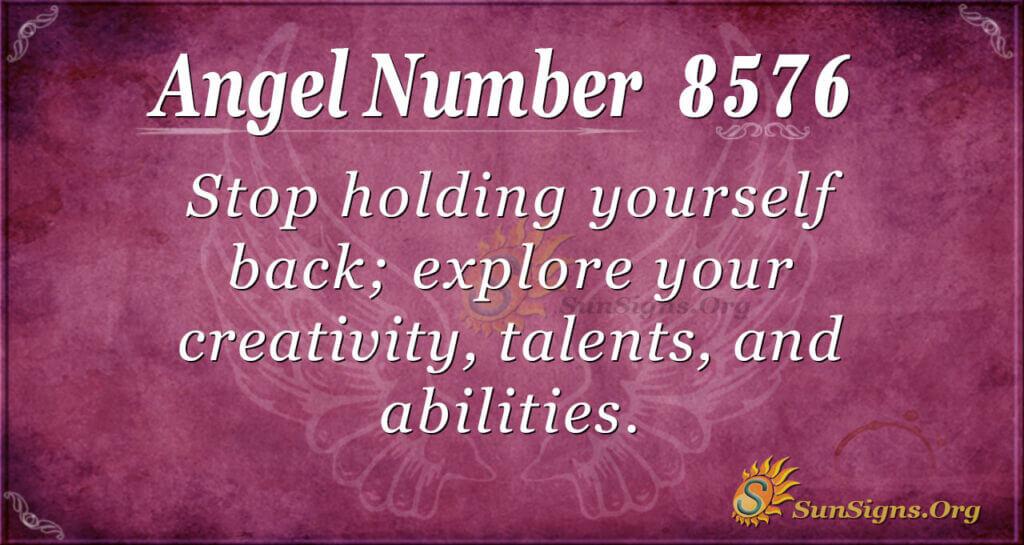 8576 angel number