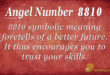 8810 angel number