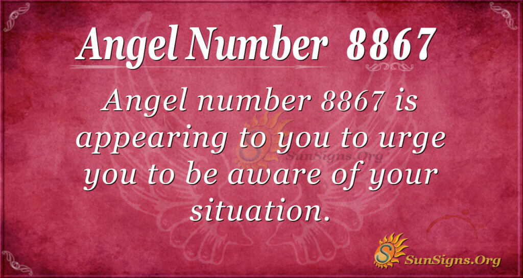 8867 angel number