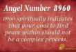 8960 angel number