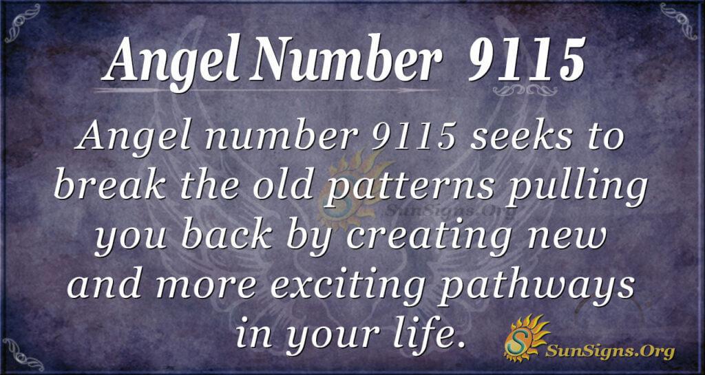 9115 angel number