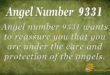 9331 angel number