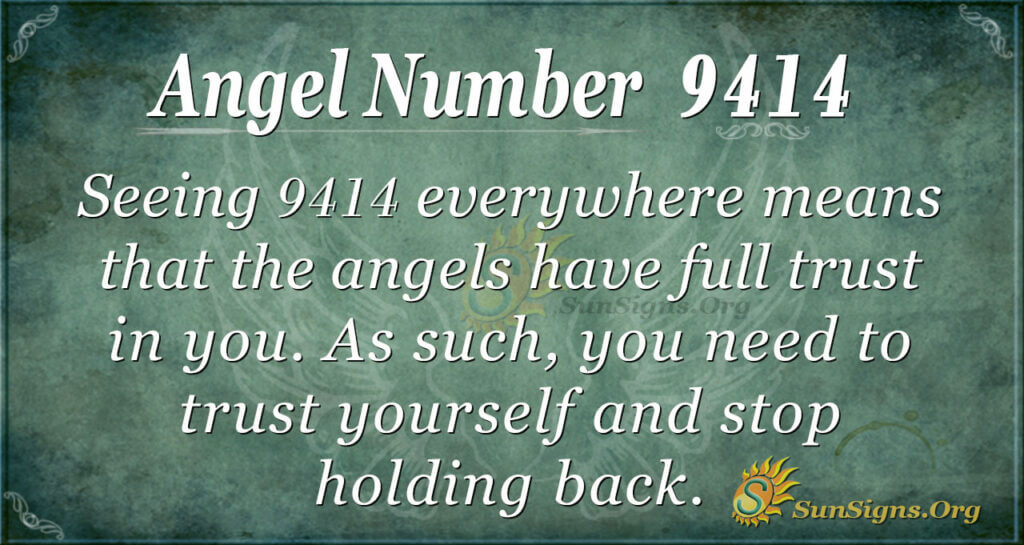 9414 angel number