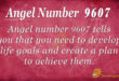 9607 angel number