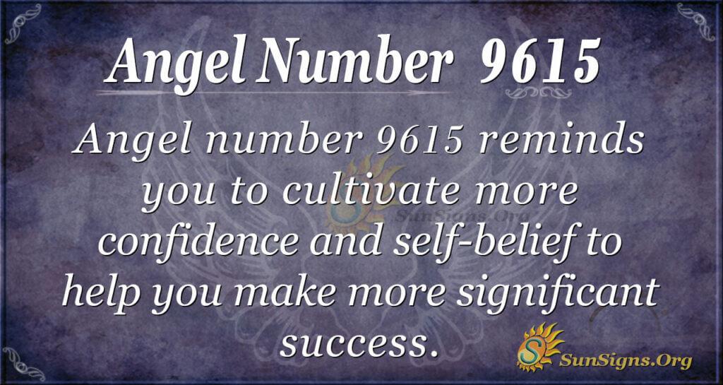 9615 angel number