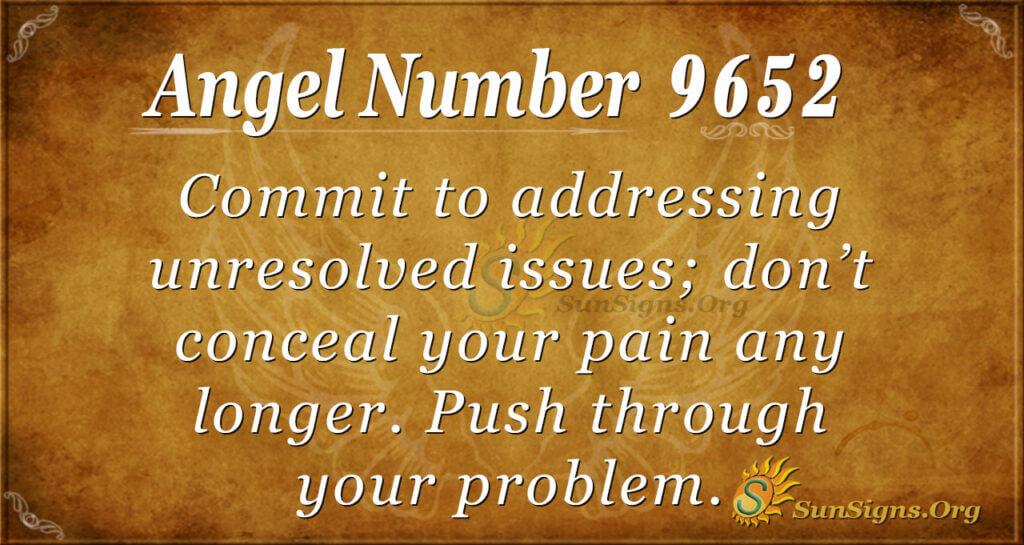 9652 angel number