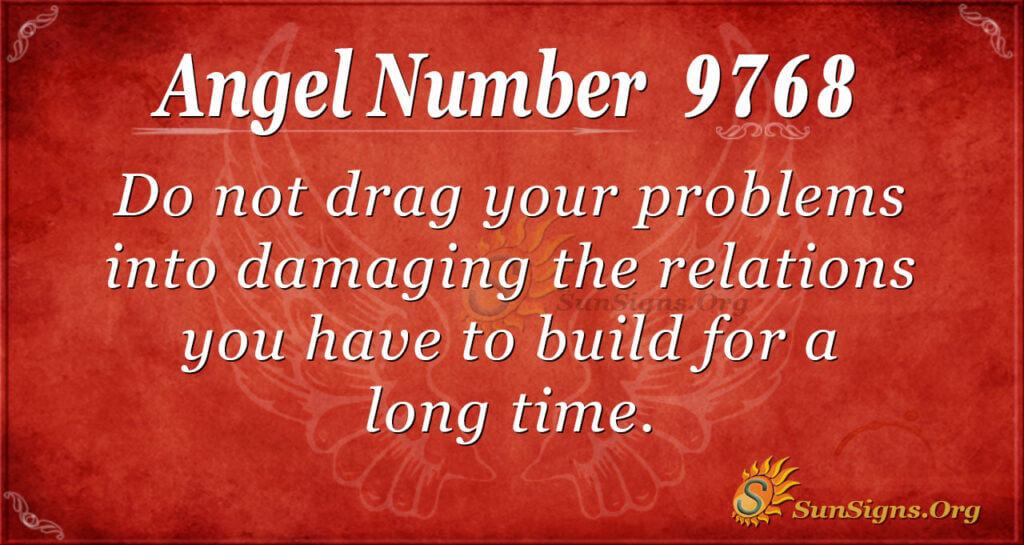 9768 angel number