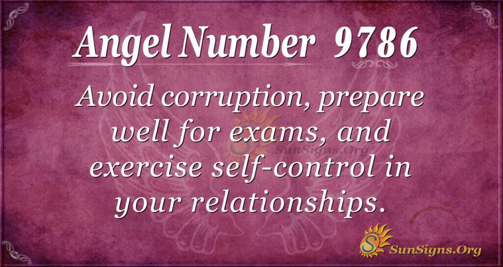 9786 angel number