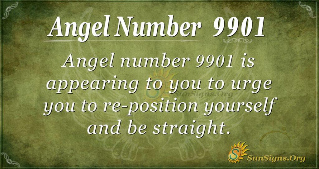 9901 angel number
