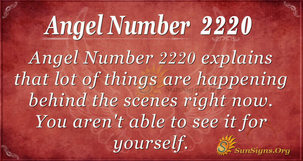 2220 angel number
