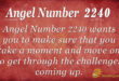 2240 angel number