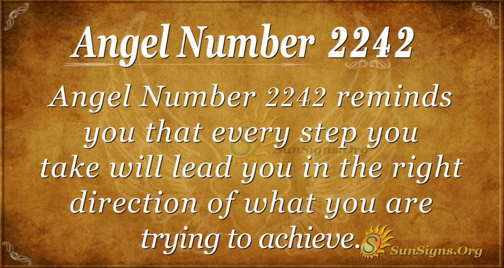 2242 angel number