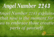 2243 angel number