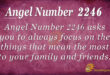 2246 angel number