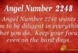 2248 angel number