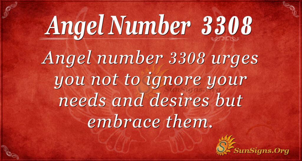 3308 angel number