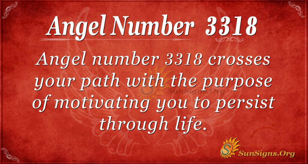 3318 angel number