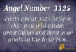 3325 angel number