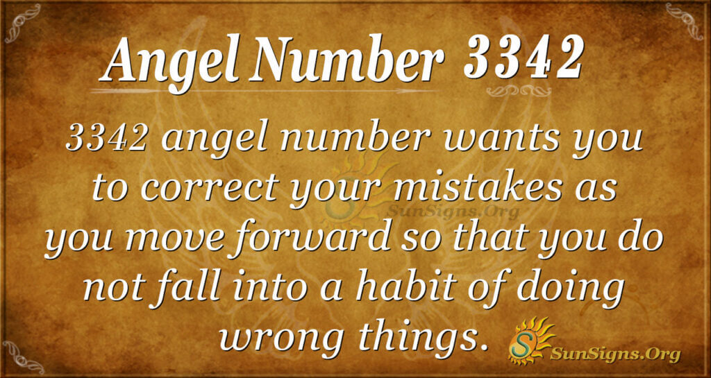 3342 angel number