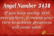 3438 angel number