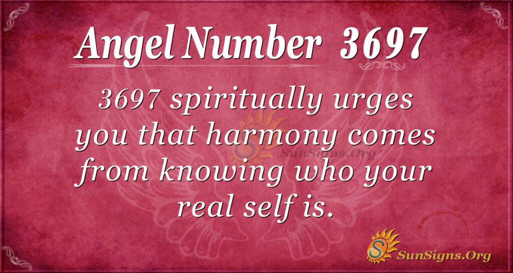 3697 angel number
